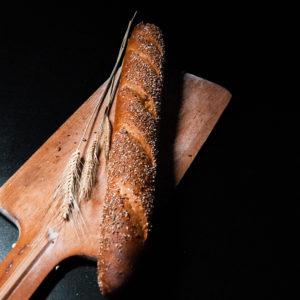 spelt stokbrood